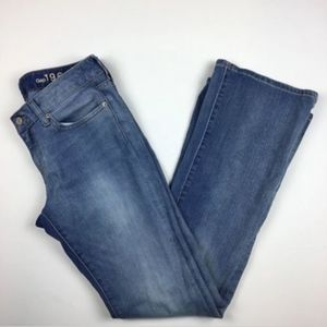 Gap 1969 27 R/4  Long & Lean Stretch Denim Jeans